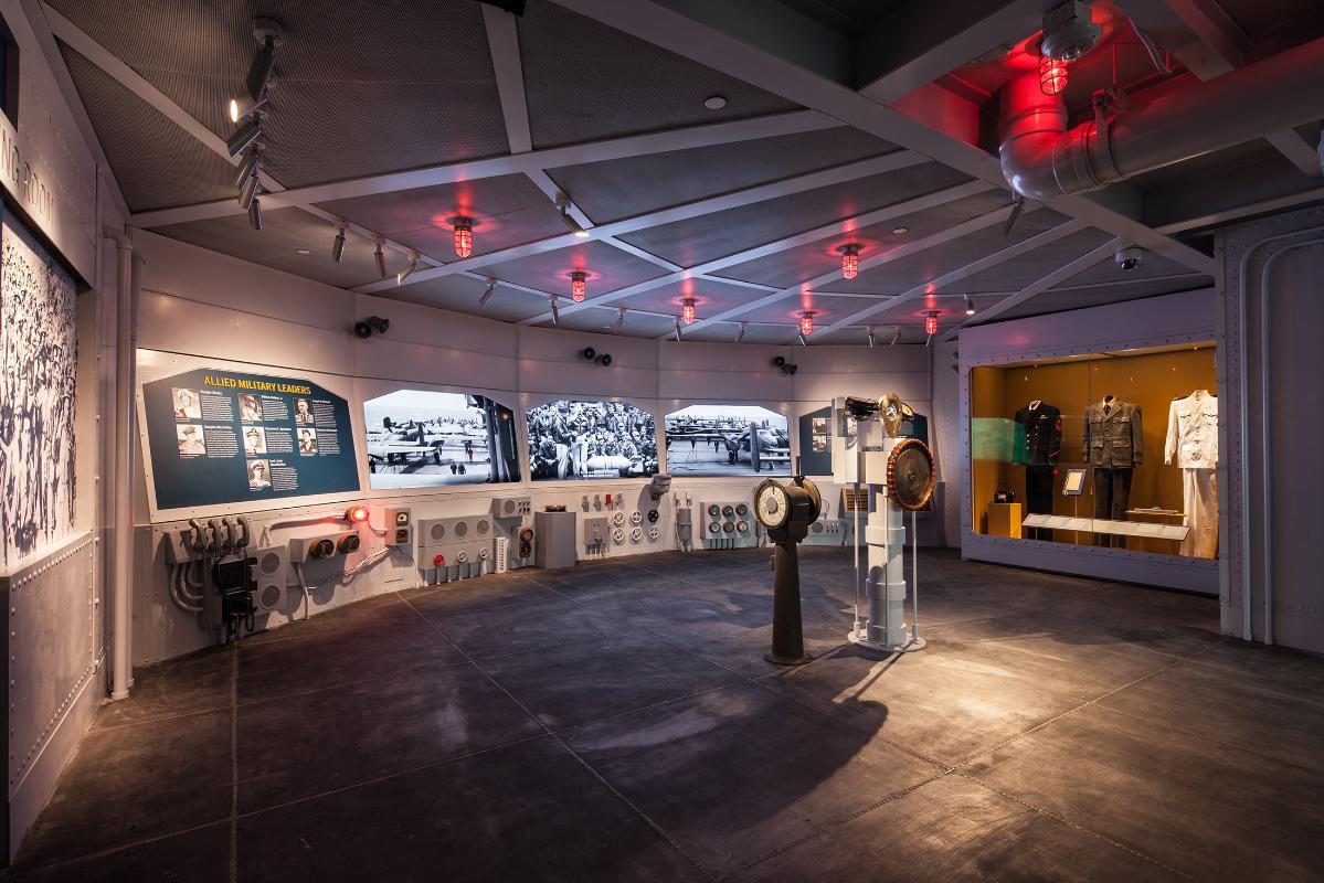 二战博物馆案例7