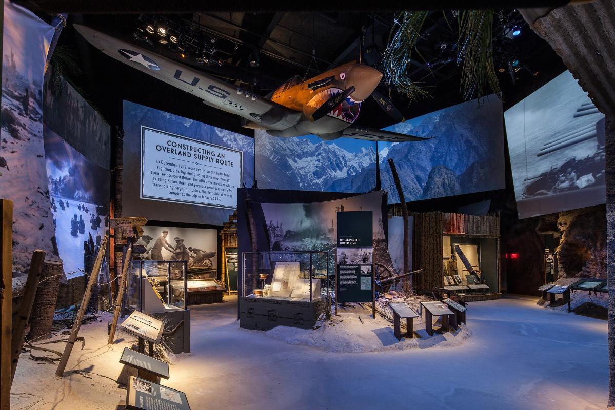 二战博物馆案例9