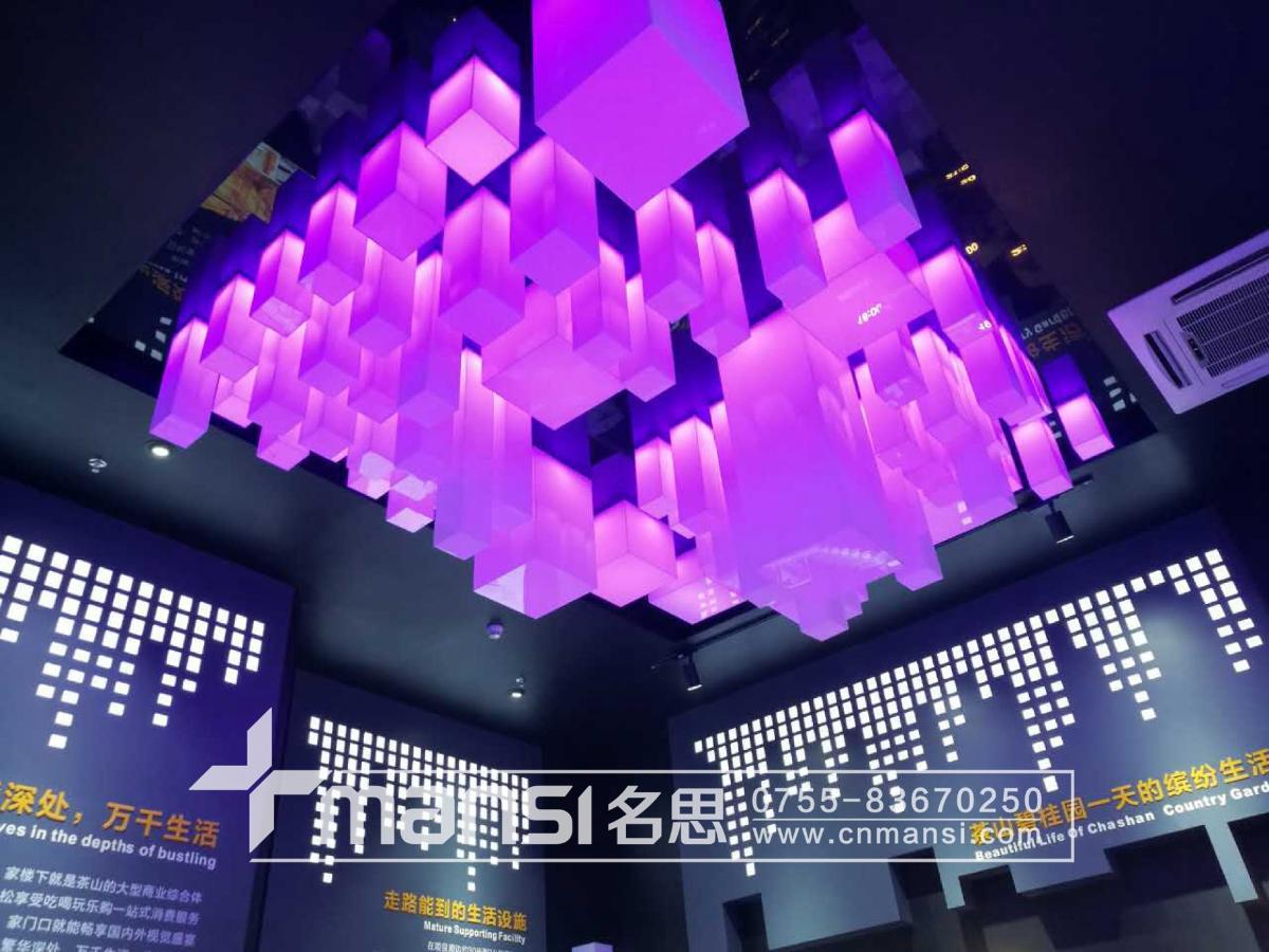 茶山碧桂园体验展厅