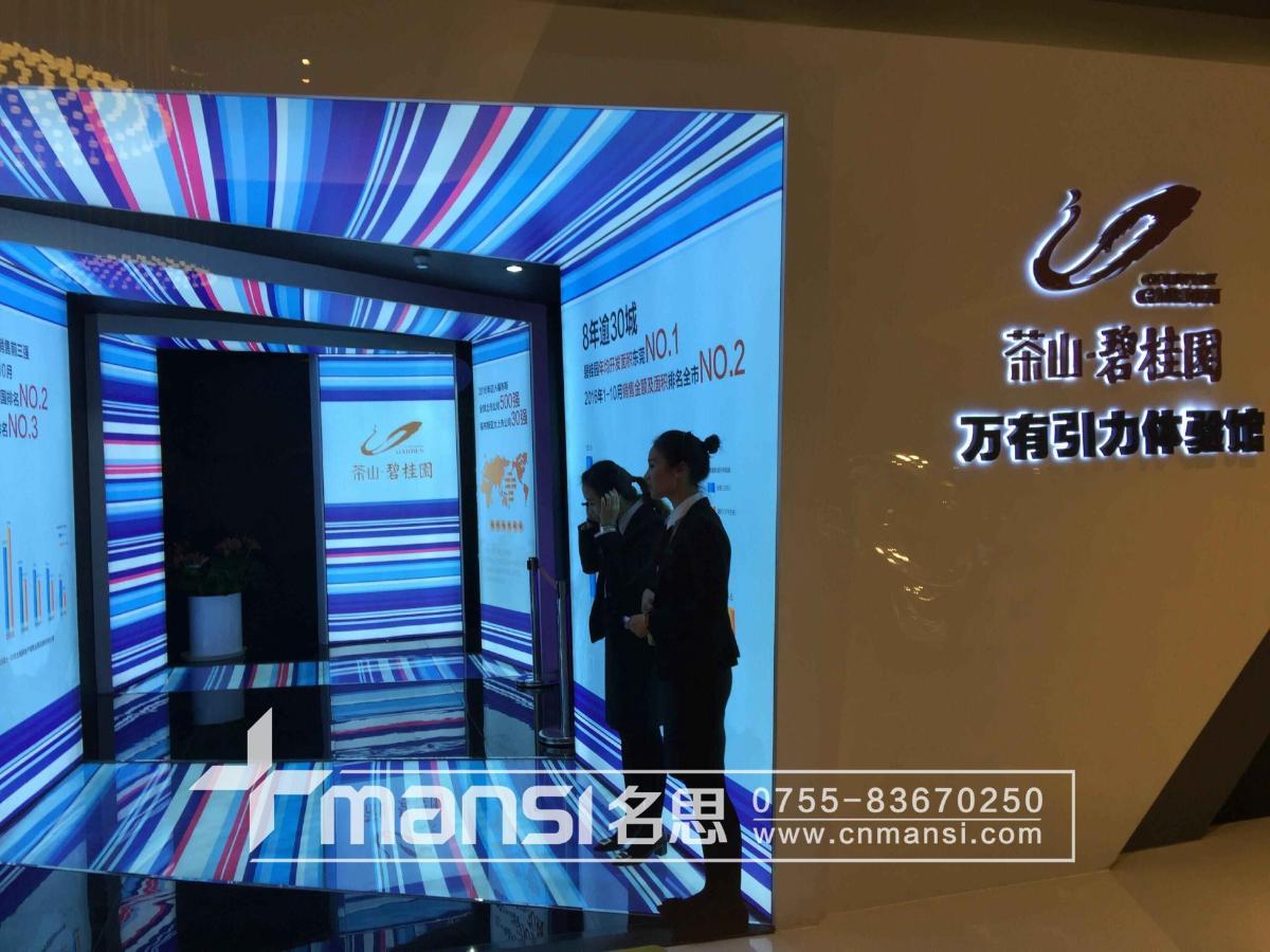 茶山碧桂园体验展厅-4