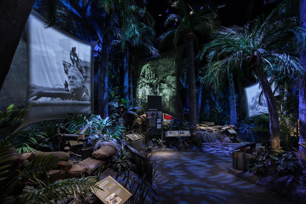 二战博物馆案例8