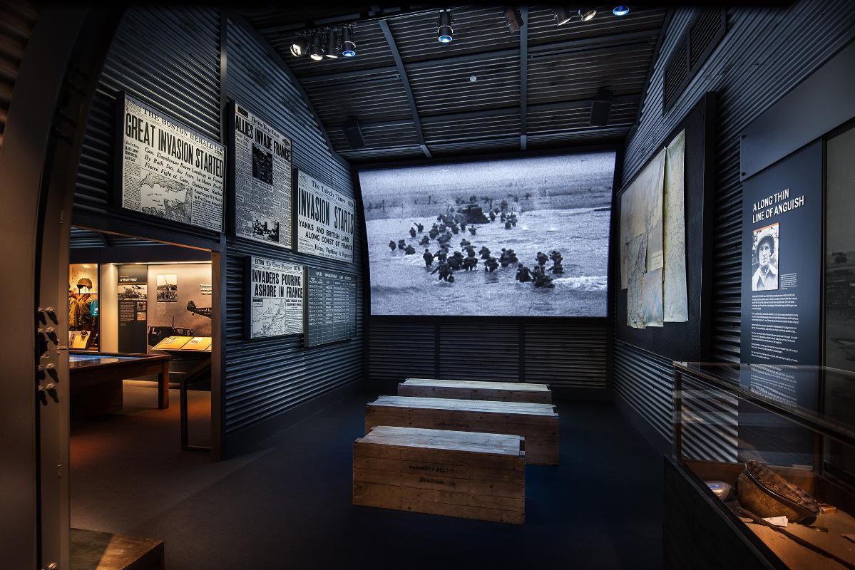 二战博物馆案例4
