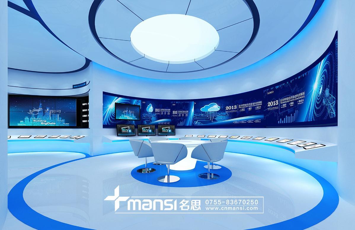 梦网科技展厅-5