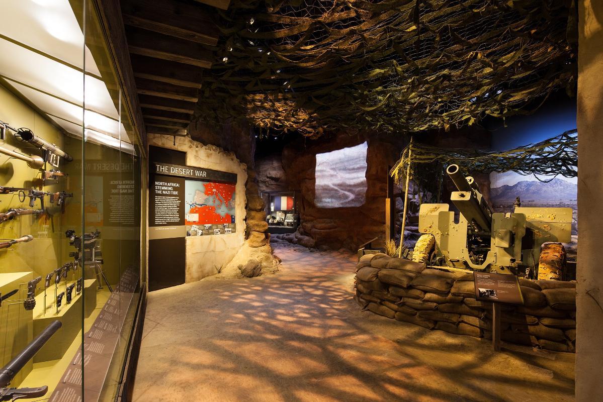 二战博物馆案例2