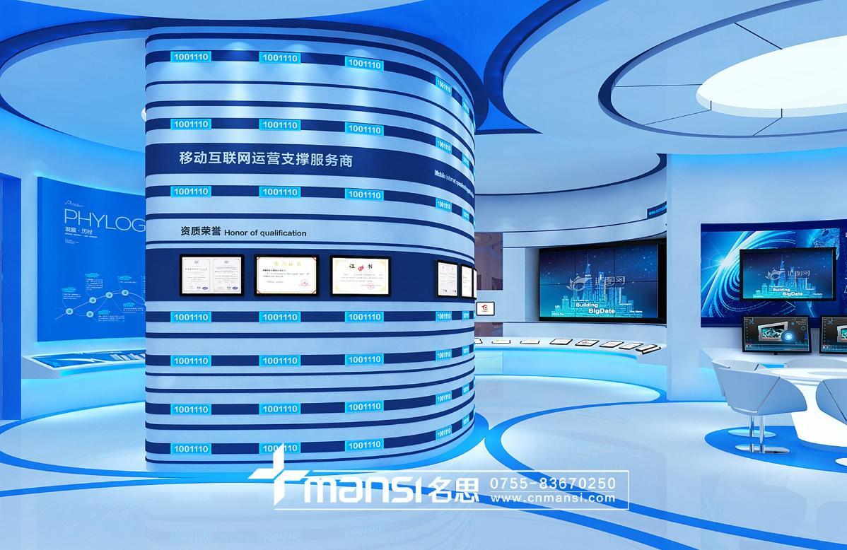 梦网科技展厅-6