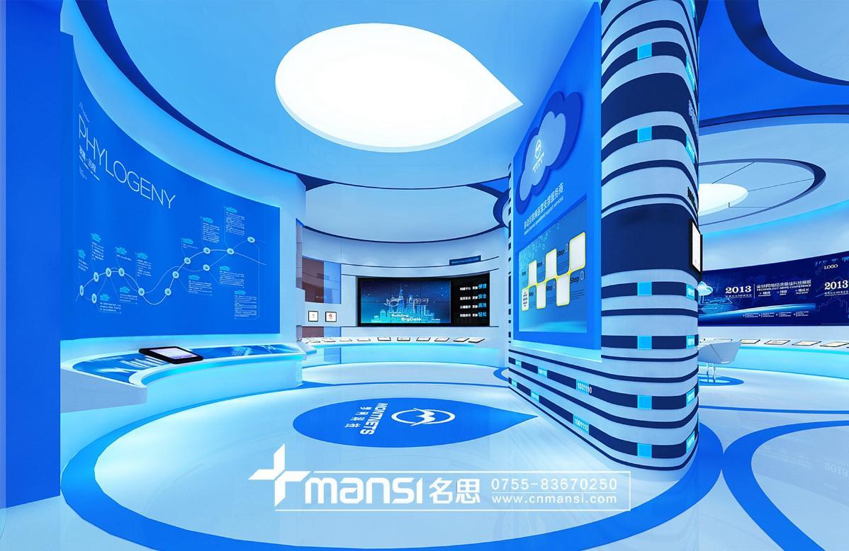 梦网科技展厅-3
