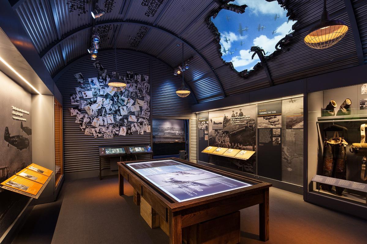 二战博物馆案例1