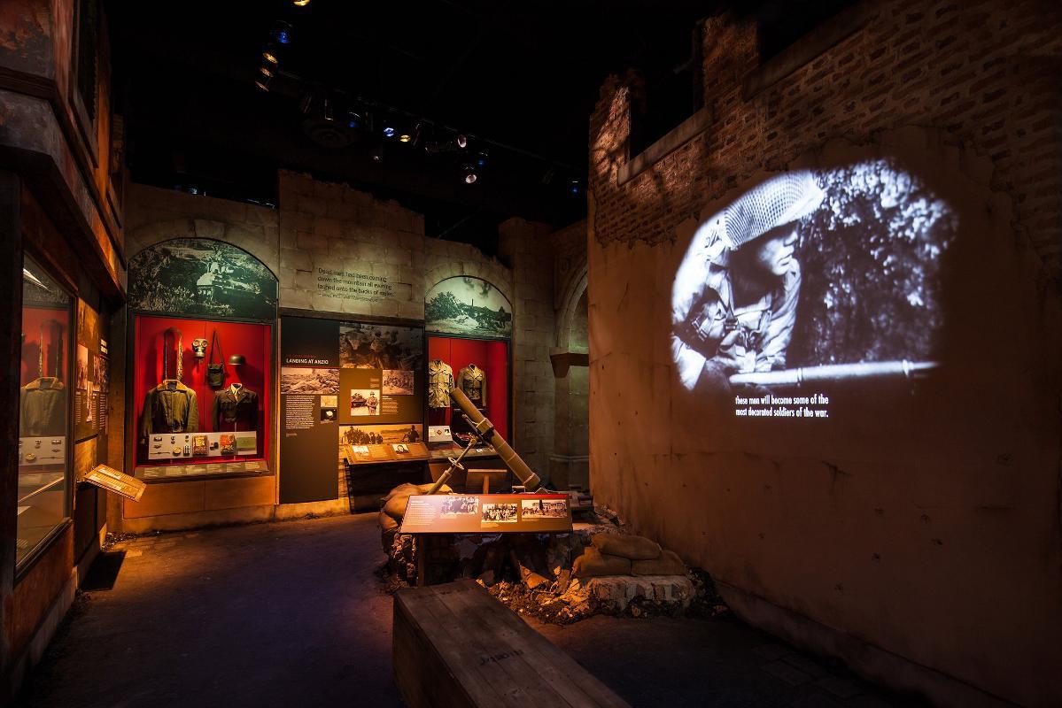 二战博物馆案例3