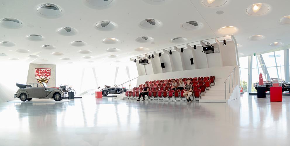 奔驰汽车博物馆与品牌体验馆设计4