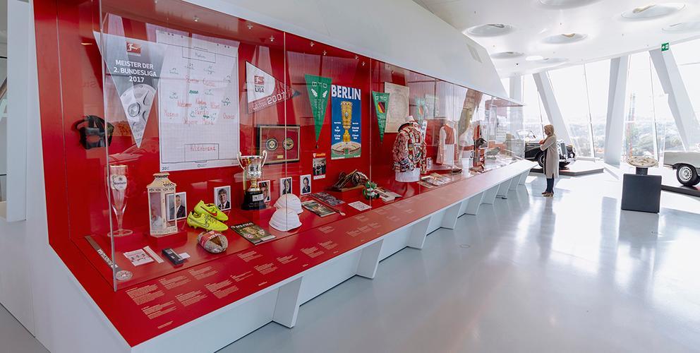 奔驰汽车博物馆与品牌体验馆设计3
