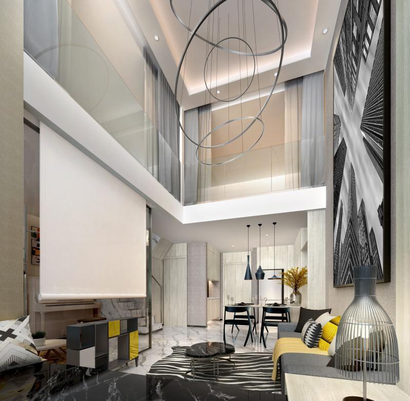 资深主创室内设计师作品代表6