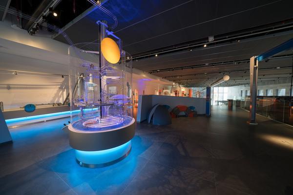 企业多媒体展厅影音设计要素5