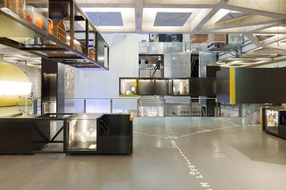 维也纳智能技术博物馆展厅设计3
