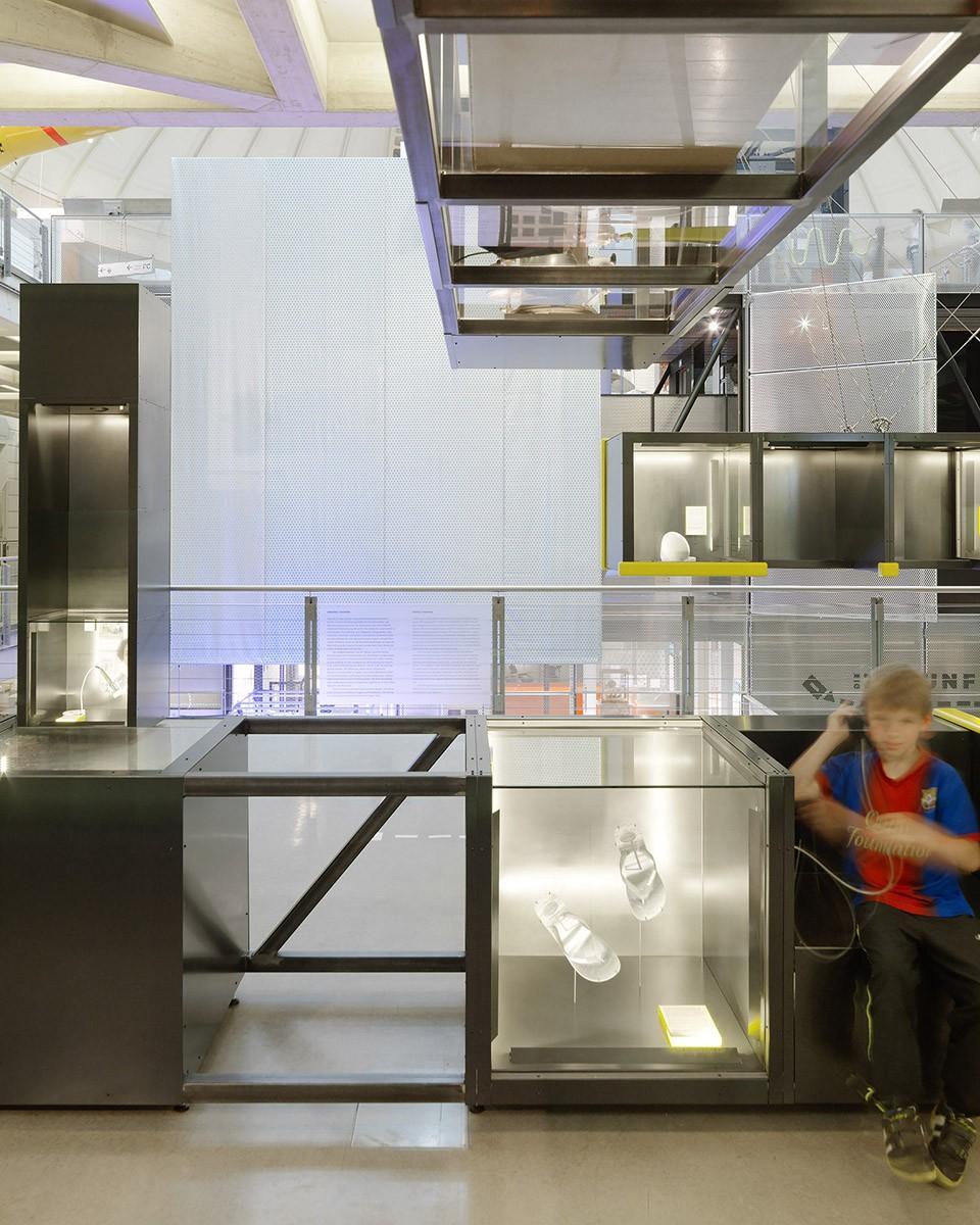 维也纳智能技术博物馆展厅设计8