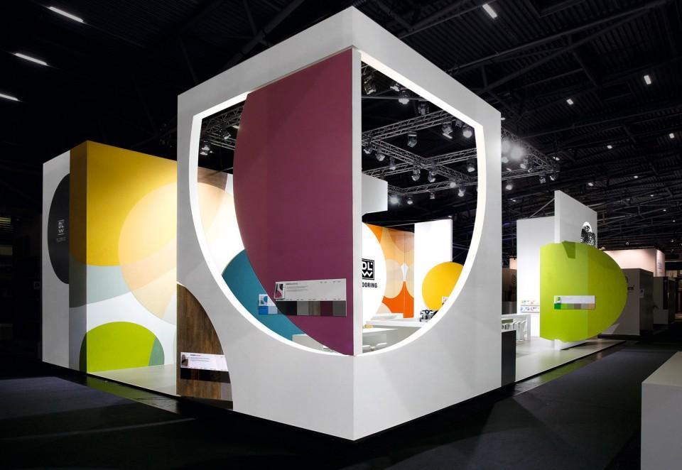 企业产品展厅设计效果图4