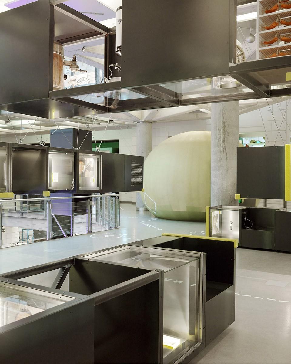 维也纳智能技术博物馆展厅设计6