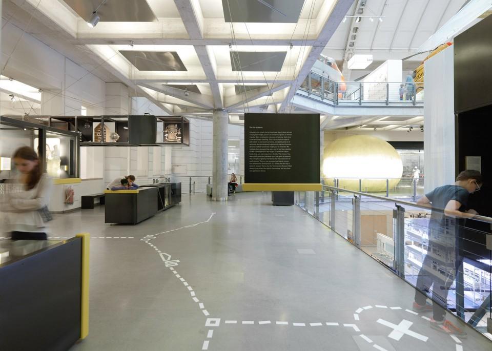维也纳智能技术博物馆展厅设计4