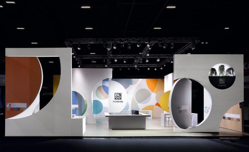 企业产品展厅设计效果图3