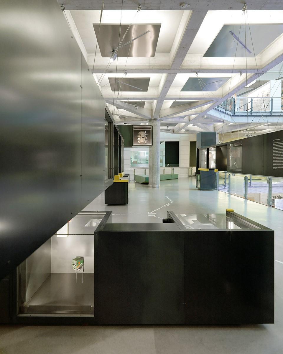 维也纳智能技术博物馆展厅设计7