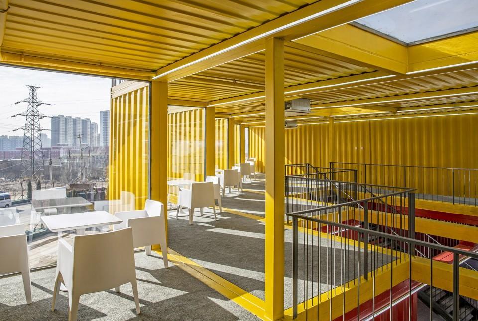 深圳企业展厅设计分区博物馆展厅展示5