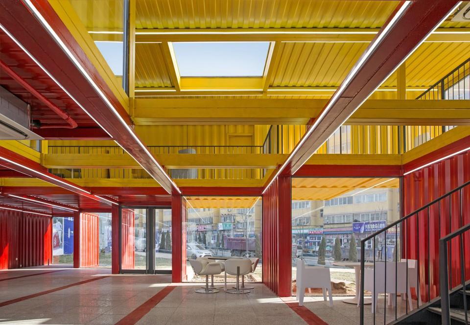 深圳企业展厅设计分区博物馆展厅展示4