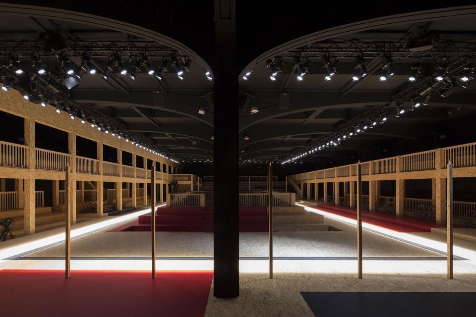 国内外特色品牌展馆展厅设计2