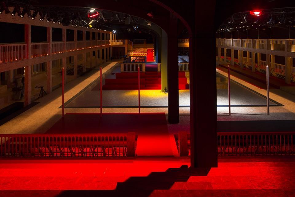 国内外特色品牌展馆展厅设计4