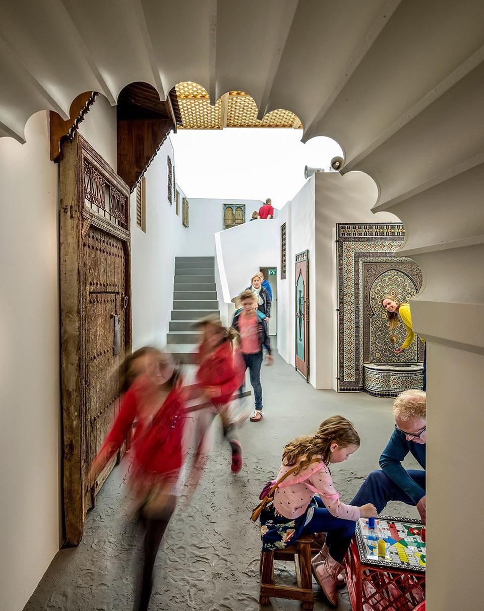 浅谈博物馆展厅展馆内容设计2