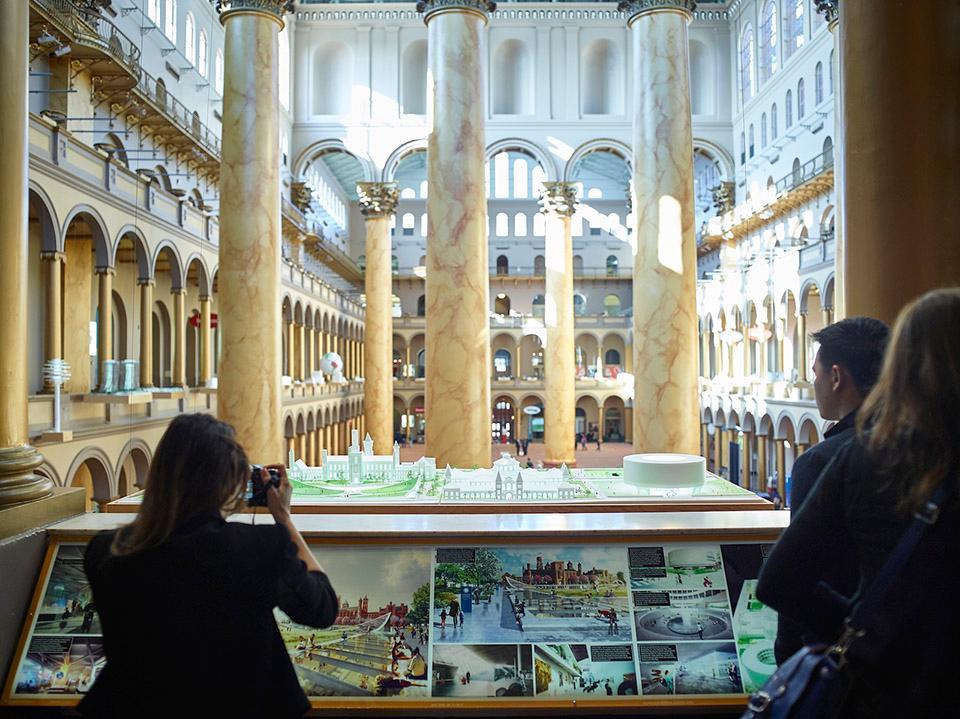 北京博物馆展厅概念规划及建筑设计3
