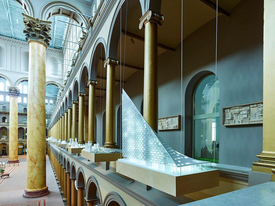 北京博物馆展厅概念规划及建筑设计5