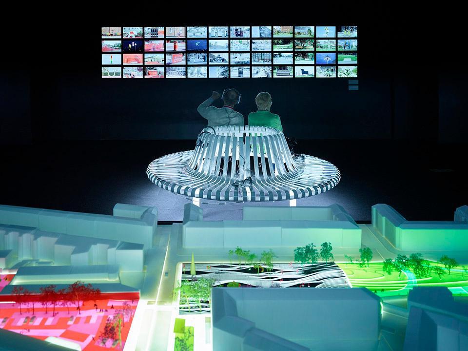 北京博物馆展厅概念规划及建筑设计7