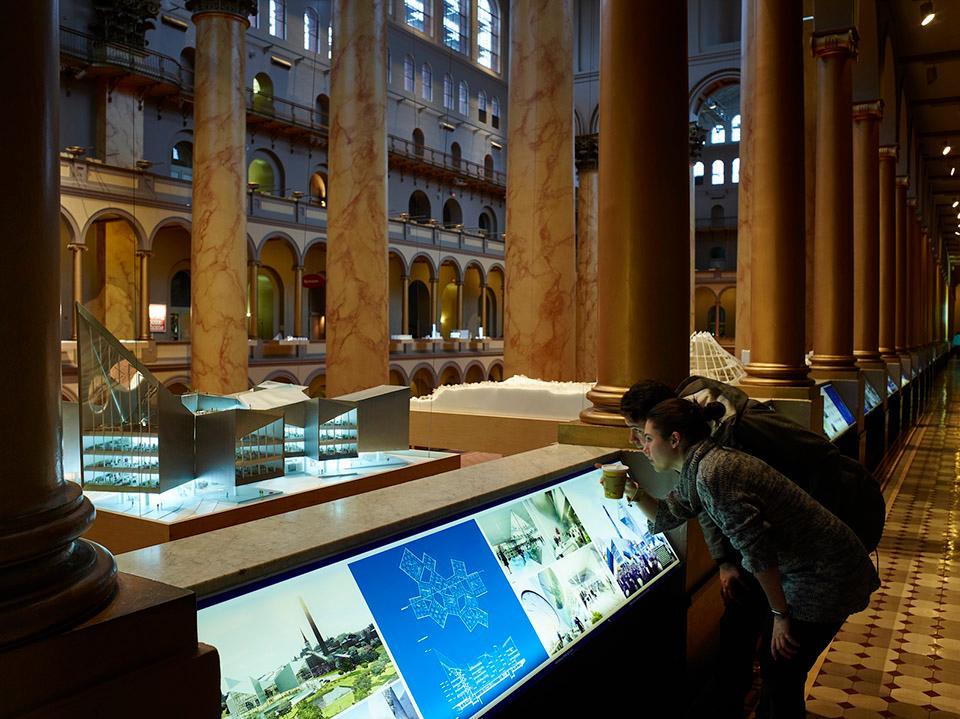 北京博物馆展厅概念规划及建筑设计6