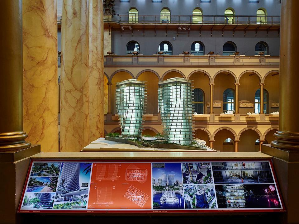北京博物馆展厅概念规划及建筑设计4
