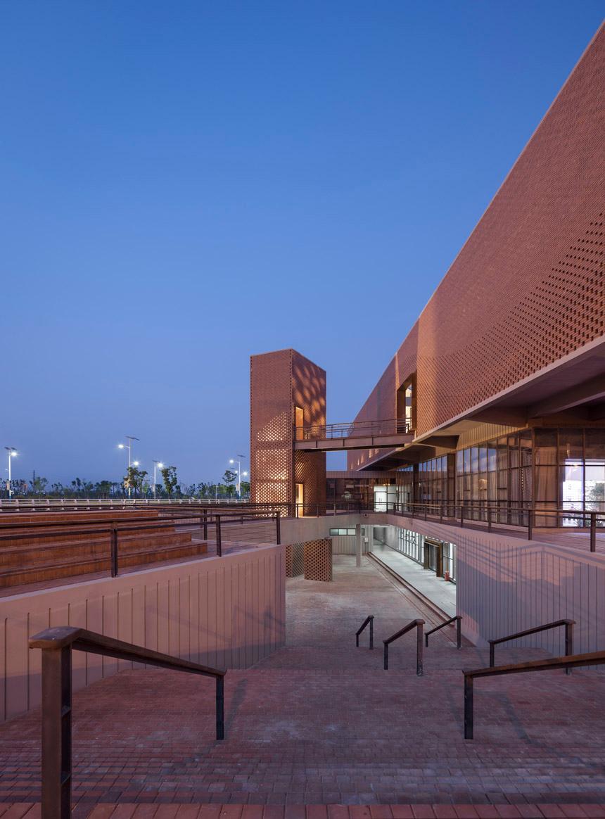 规划馆装修布展项目设计施工一体化6