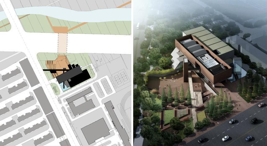 规划馆装修布展项目设计施工一体化2