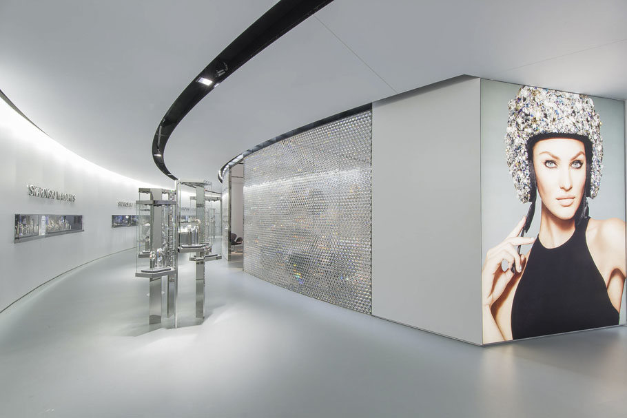 优秀的品牌展厅设计案例,创意品牌展厅设计公司3