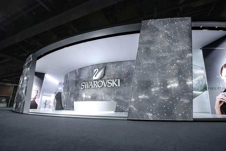 优秀的品牌展厅设计案例,创意品牌展厅设计公司1