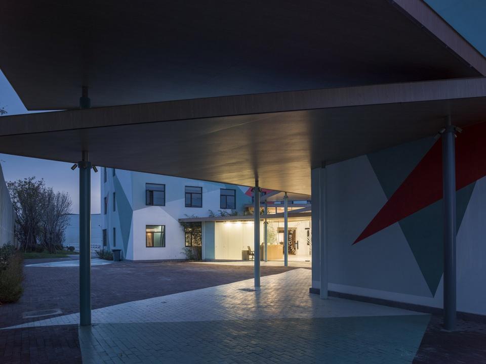 电子沙盘展厅设计方案2