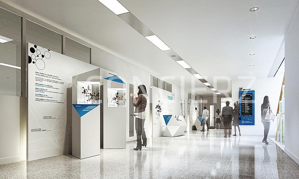 陈列展厅设计
