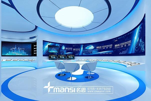 梦网科技展厅