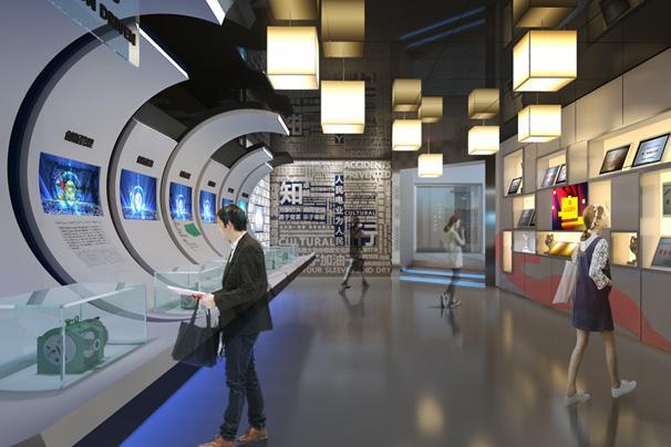 南方电网—河源供电局展示中心