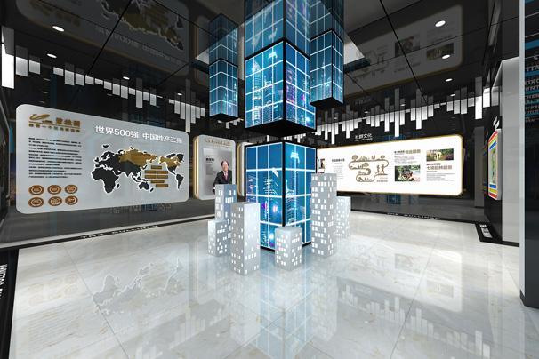 碧桂园-张家口天玺地产项目生活体验馆