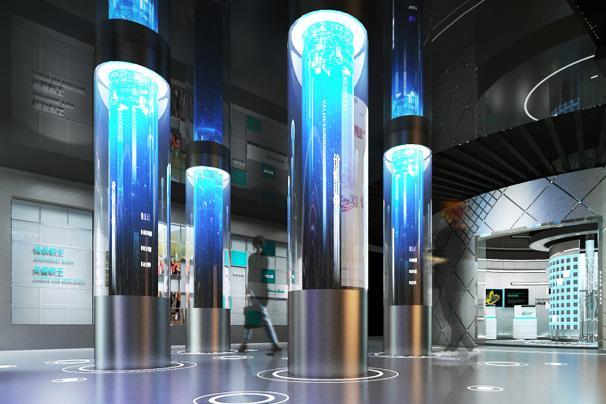 南方电网—云浮供电局展示中心