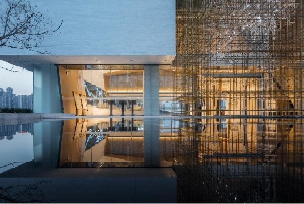 万科展厅重庆美好生活体验中心赏析
