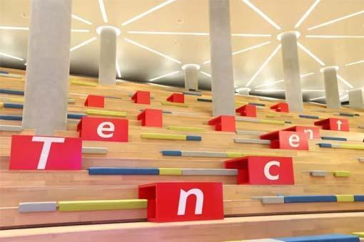 腾讯展厅北京总部大楼赏析