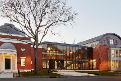 劳伦斯威尔学校艺术设计中心 :Sasaki