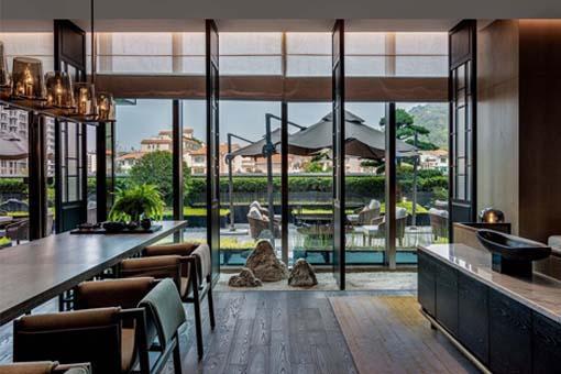 东莞民盈洲际酒店:CCD香港郑中设计事务所