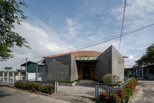 越南漆器展厅:Hinzstudio