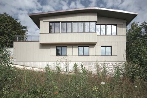 瑞士木屋餐厅,纵览峡谷风光:OLBH GmbH