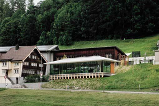Waldstatt展馆:Marazzi Reinhardt